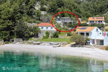 Uvala Skozanje, Hvar, Property 8764 - Apartments near sea with pebble beach.