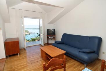Jelsa, Camera de zi în unitate de cazare tip apartment, WiFi.