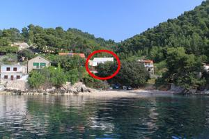 Seaside secluded apartments Cove Rapak (Hvar) - 8767