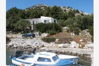Rybářský domek u moře Pasjak - Telašćica (Dugi otok) - 877