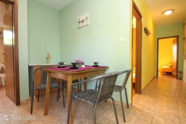 Stari Grad, Dining room in the apartment, dopusteni kucni ljubimci i WIFI.