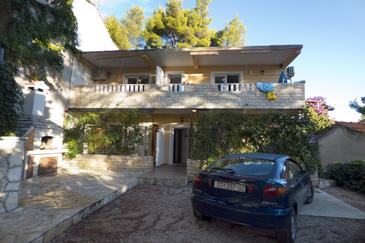 Ivan Dolac, Hvar, Property 8782 - Apartments near sea with pebble beach.