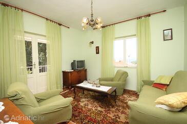 Hvar, Living room in the house, WIFI.