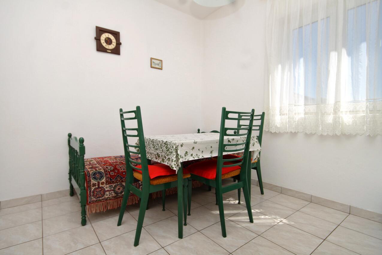 Ferienwohnung im Ort Zavala (Hvar), Kapazität Ferienwohnung  kroatische Inseln