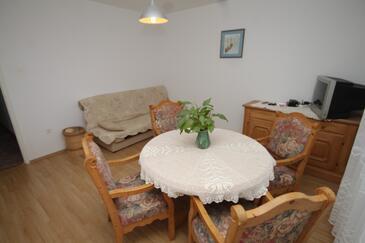 Zavala, Sala de estar in the apartment, (pet friendly) y WiFi.