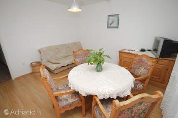 Zavala, Obývací pokoj v ubytování typu apartment, domácí mazlíčci povoleni a WiFi.