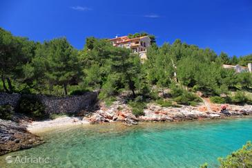 Rosohotnica, Hvar, Property 8806 - Apartments by the sea.
