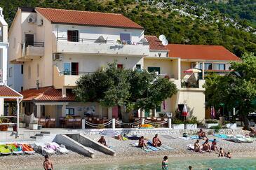 Drvenik Donja vala, Makarska, Property 8807 - Apartments near sea with pebble beach.