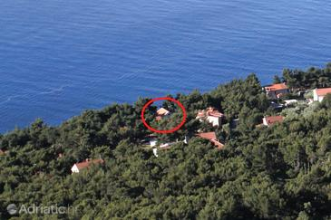 Zavala, Hvar, Property 8809 - Apartments by the sea.
