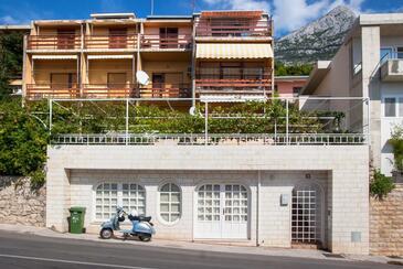 Makarska, Makarska, Объект 8817 - Апартаменты с галечным пляжем.