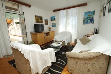 Dubrovnik, Camera de zi în unitate de cazare tip apartment, WiFi.