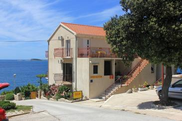 Soline, Dubrovnik, Property 8825 - Apartments near sea with rocky beach.