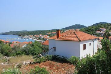 Sali, Dugi otok, Objekt 883 - Ubytování v blízkosti moře.