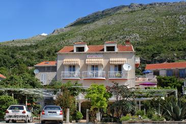 Mlini, Dubrovnik, Property 8835 - Apartments and Rooms with pebble beach.