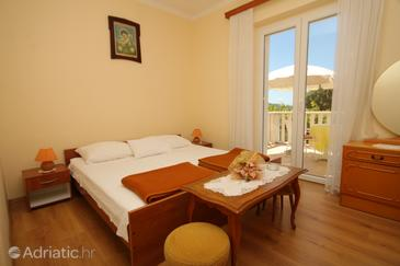 Mlini, Bedroom in the room, air condition available and WiFi.