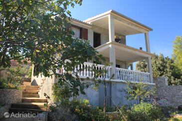 Rukavac, Vis, Объект 8836 - Апартаменты с галечным пляжем.