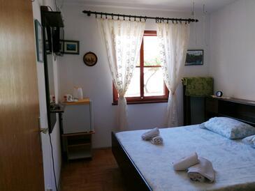 Komiža, Ložnice v ubytování typu room, WIFI.