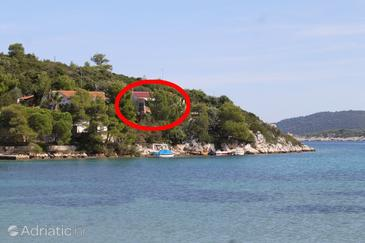 Uvala Parja, Vis, Property 8845 - Apartments by the sea.
