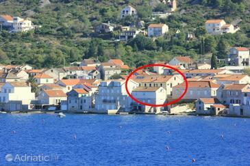 Vis, Vis, Property 8874 - Apartments near sea with pebble beach.