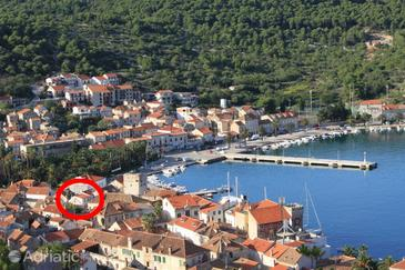 Vis, Vis, Property 8877 - Apartments and Rooms near sea with pebble beach.