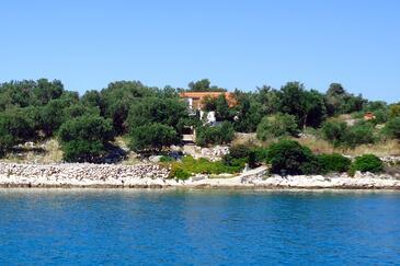 Krknata, Dugi otok, Objekt 888 - Ubytovanie blízko mora.
