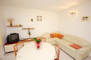 Rogačić, Camera di soggiorno nell'alloggi del tipo house, animali domestici ammessi e WiFi.