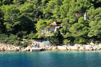 Rybářský domek u moře Stončica (Vis) - 8894