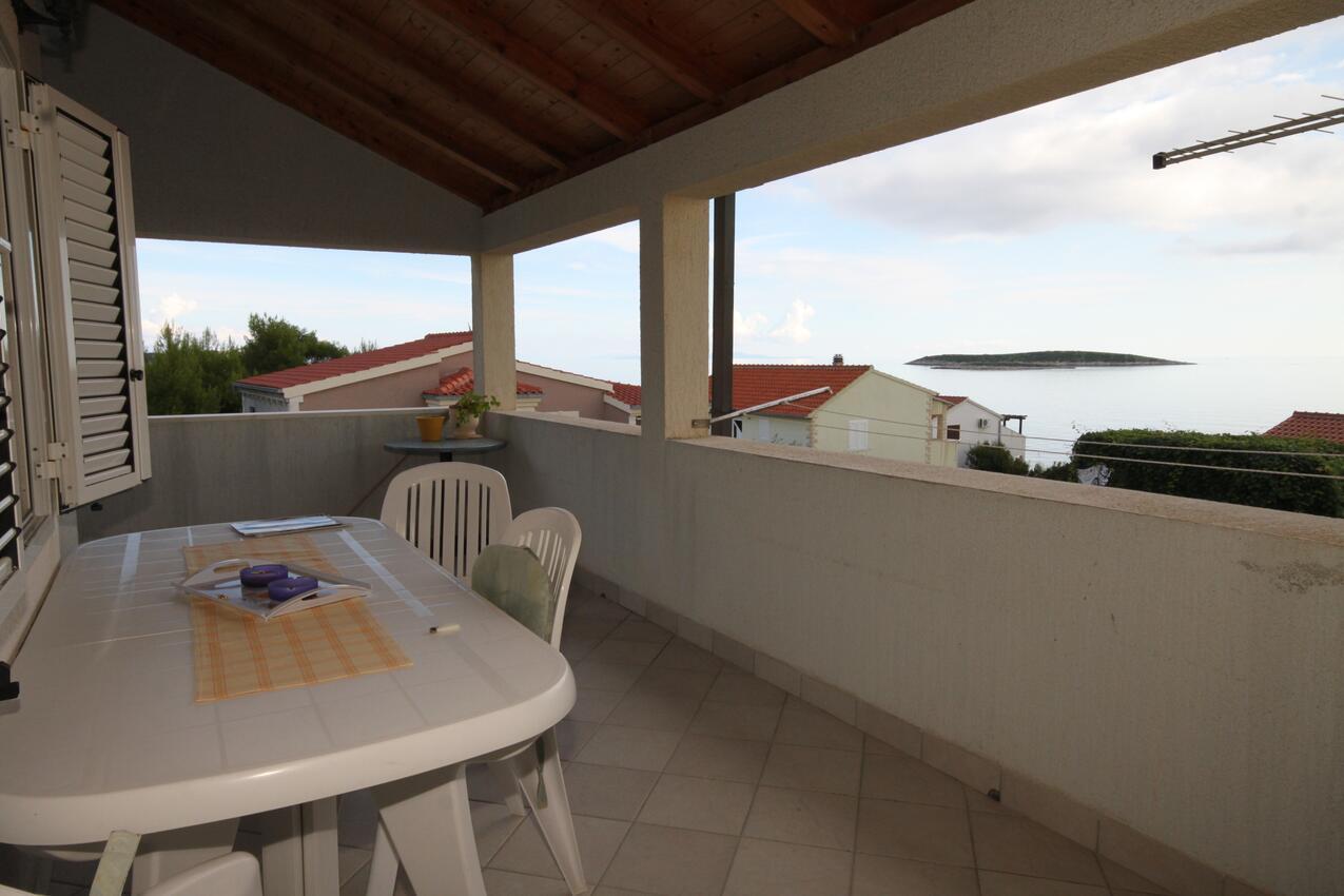 Ferienwohnung im Ort Milna (Vis), Kapazität 4 Ferienwohnung in Kroatien