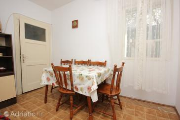 Vis, Dining room in the house, dopusteni kucni ljubimci.