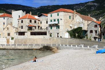 Komiža, Vis, Property 8910 - Apartments and Rooms near sea with pebble beach.