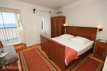Komiža, Bedroom in the room, dostupna klima i WIFI.