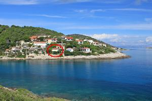Apartments by the sea Milna, Vis - 8913