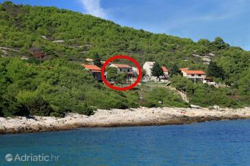 Brgujac, Vis, Objekt 8918 - Ubytování v blízkosti moře.