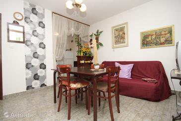 Komiža, Esszimmer in folgender Unterkunftsart apartment, WiFi.