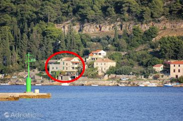 Vis, Vis, Property 8930 - Apartments by the sea.