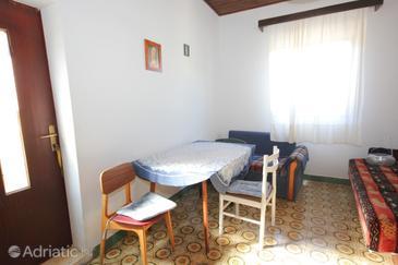 Uvala Mala Svitnja, Dining room in the house.