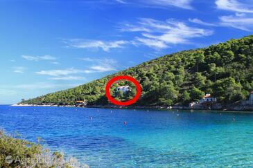 Uvala Stončica, Vis, Property 8941 - Apartments by the sea.