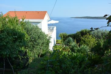 Milna, Vis, Objekt 8944 - Ubytovanie blízko mora.