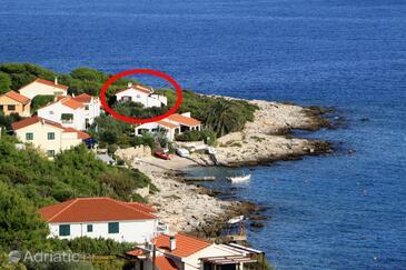 Milna, Vis, Hébergement 8946 - Appartement à proximité de la mer.