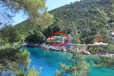 Mala Pogorila, Hvar, Property 8952 - Apartments by the sea.