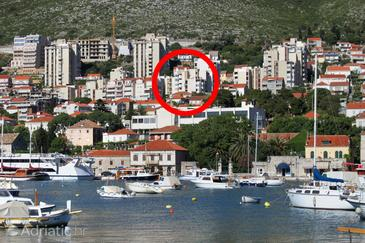 Dubrovnik, Dubrovnik, Property 8955 - Apartments with pebble beach.