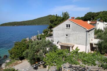 Molunat, Dubrovnik, Objekt 8956 - Ubytování v blízkosti moře.
