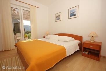 Srebreno, Bedroom in the room, dostupna klima, dopusteni kucni ljubimci i WIFI.