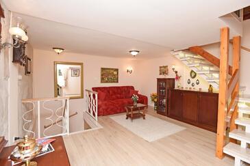 Dubrovnik, Гостиная 1 в размещении типа apartment, WiFi.