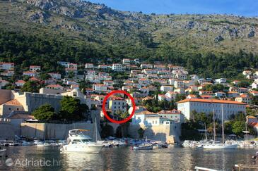 Dubrovnik, Dubrovnik, Property 8989 - Apartments near sea with pebble beach.
