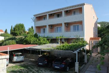 Mlini, Dubrovnik, Property 8995 - Apartments with pebble beach.