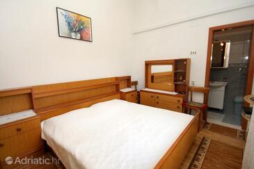 Zaton Mali, Спальня в размещении типа room, доступный кондиционер и WiFi.