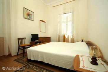 Zaton Mali, Спальня в размещении типа room, WiFi.