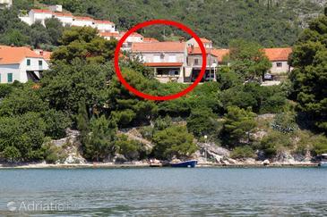 Zaton Mali, Dubrovnik, Property 9007 - Apartments near sea with pebble beach.