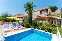 Апартаменты с бассейном Mlini (Dubrovnik) - 9009